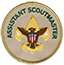 Assistant Scoutmaster Patch